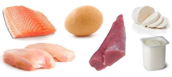 Top 5 eiwitrijke producten